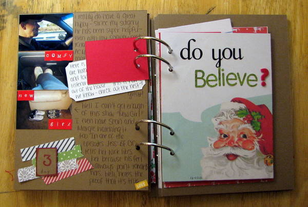 December Daily album by ssburke13 featuring Kitschy Christmas by Sahlin Studio and Jenn Barrette