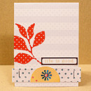 card created by Cristina featuring A Wonderful Day by Sahlin Studio