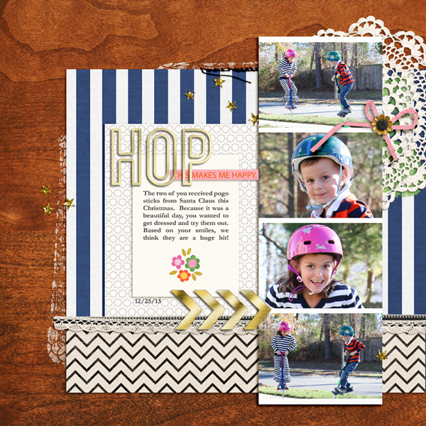 digital layout by rlma using life as we know it kit by sahlin studio and sugarplum paperie