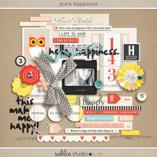 Pure Happiness (Elements) by Sahlin Studio