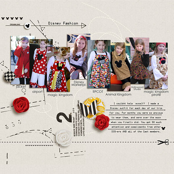 digital scrapbooking layout by kristasahlin featuring Precocious by Sahlin Studio and Precocious Paper