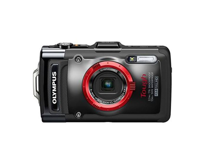 Olympus TG-2 (waterproof) Camera