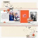Digital Scrapbooking Layout by ajjones using Worth A Thousand Words by Sahlin Studio