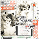 Digital Scrapbooking Layout by louso using Worth A Thousand Words by Sahlin Studio