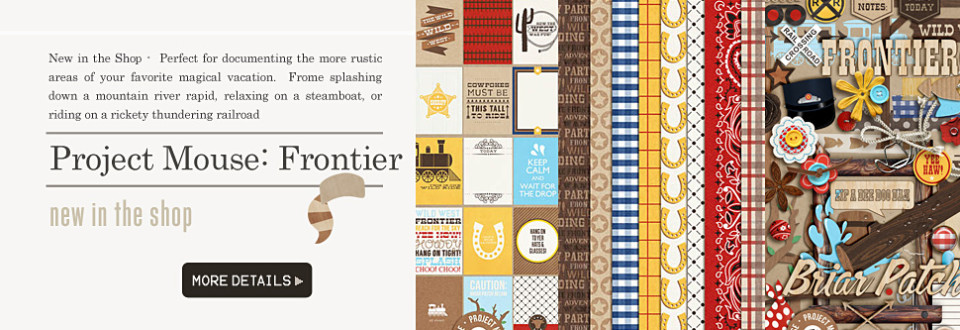 Project Mouse - Frontier by Britt-ish Designs and Sahlin Studio