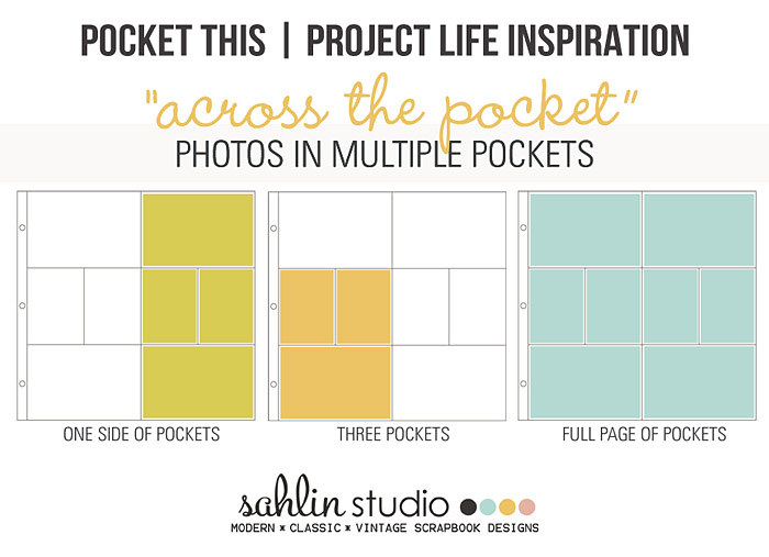 Across the Pockets - Photos in Multiple Spots