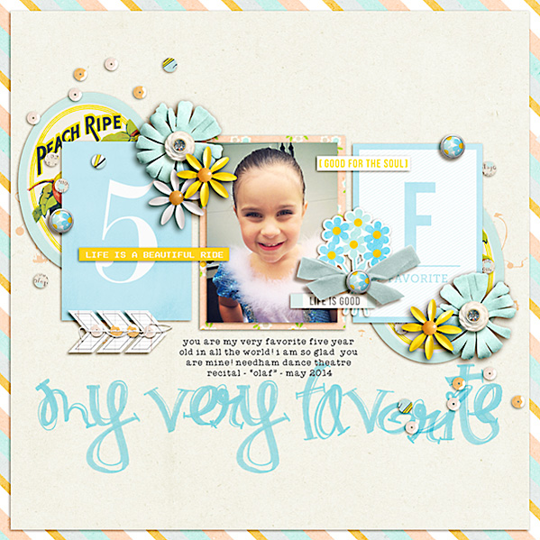 Digital scrapbook page by dana featuring Project Mouse Alphabet Cards by Britt-ish Designs and Sahlin Studio.