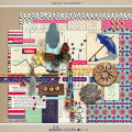 aztec summer (kit) by sahlin studio