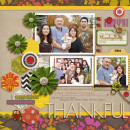 digital scrapbooking layout created by raquels featuring august 2014 free template and retro mod by sahlin studio