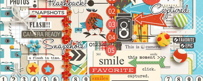 Flashback (Kit) by Sahlin Studio