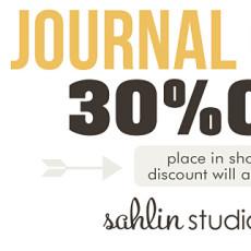 Journal Cards by Sahlin Studio