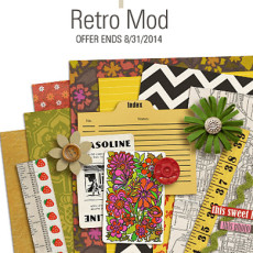 Retro Mod by Sahlin Studio - promo