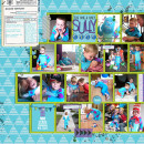 The One and only Sully digital scrapbook page by kelsy featuring Project Mouse (Tomorrow) by Britt-ish Designs and Sahlin Studio