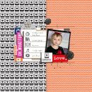 Currents Right Now - Watching, Listening, Loving digital scrapbook page by mikinenn2 using Currently (Journal Cards) by Sahlin Studio.