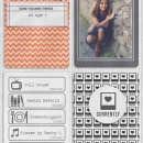 Currents Right Now - Watching, Listening, Loving Project Life page by mrivas2181 using Currently (Journal Cards) by Sahlin Studio. Perfect for using in your Project Life album!
