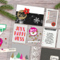 Memory Pocket Monthly Subscription - JOY Perfect for Project Life or December Daily albums!!