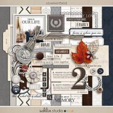Chesterfield (Kit) by Sahlin Studio