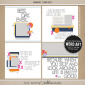 Moments Templates by Amy Martin and Sahlin Studio
