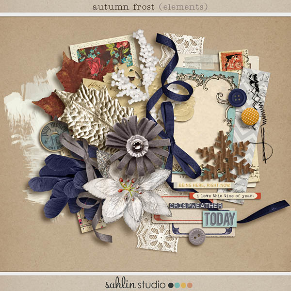 Autumn Frost (Elements) by Sahlin Studio