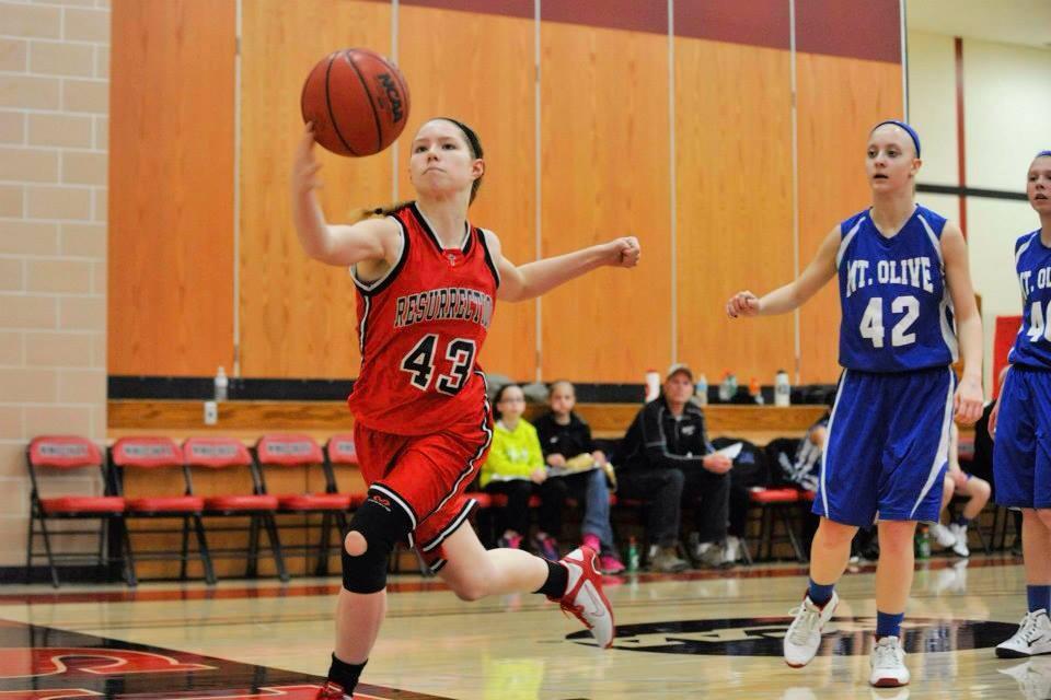 Sophia Sahlin - MLC State Tournament 2015 - Championship Game