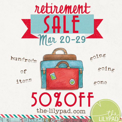 TLP Retirement Sale 2015