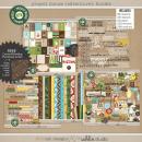 Project Mouse (Adventure): BUNDLE | Digital Scrapbook Papers | Britt-ish Designs and Sahlin Studio