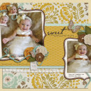 layout by yzerbear19 featuring Autumn Afternoon Collection by Precocious Paper and Sahin Studio