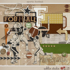Sports: Football by Sahlin Studio