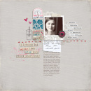 layout created by gracielou featuring softly rimmed plastic alpha by sahlin studio