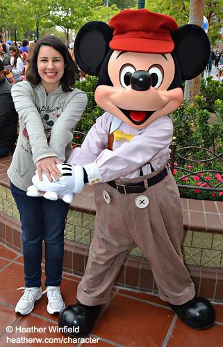 Mickey BVS