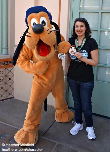 Pluto Tag