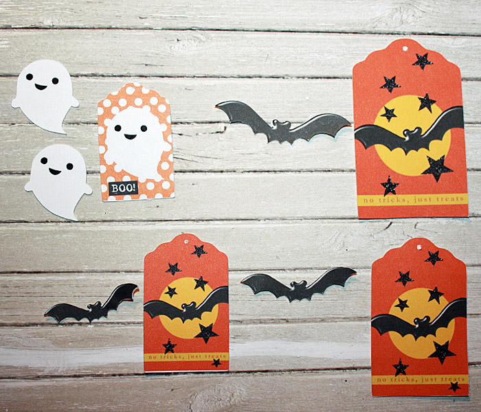 Tanya Alley | Hybrid Projects/Halloween Treat Boxes