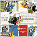 Project Life inspiration page by jumbbumble using Project Mouse: Main Street by Britt-ish Designs and Sahlin Studio