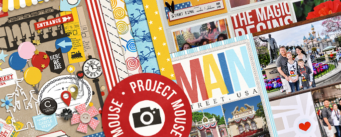 Project Mouse: Main Street by Britt-ish Designs and Sahlin Studio