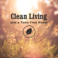 Clean Living and a Toxic Free Home | Sahlin Essentials