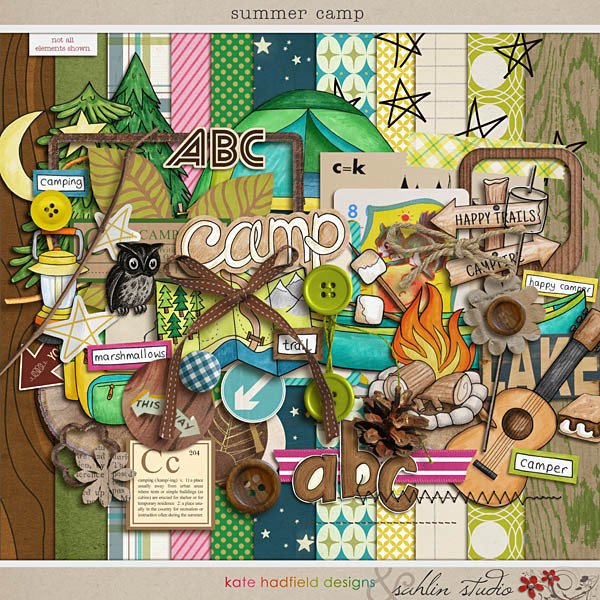 Summer Camp by Kate Hadfield and Sahlin Studio