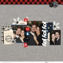 digital scrapbook layout by fonnetta featuring Mad For Plaid by Sahlin Studio