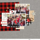 digital scrapbook layout by lynnette featuring Mad For Plaid by Sahlin Studio