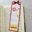 hybrid bookmark featuring my happiness by sahlin studio