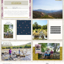 Pocket Scrapbooking layout by aballen using Pause by Sahin Studio
