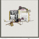 Digital Scrapbooking layout using Pause by Sahin Studio