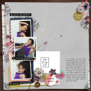 Digital scrapbooking layout by Tronesia using Pause by Sahlin Studio
