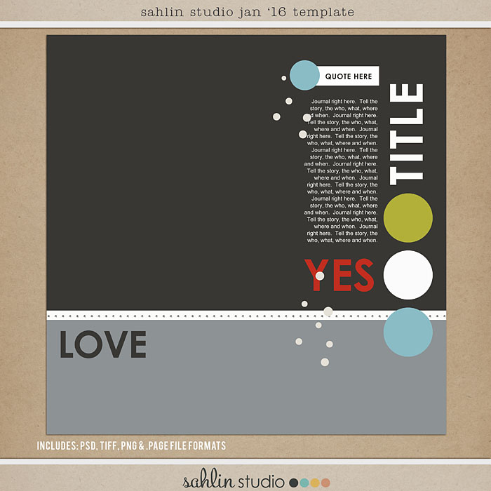 free digital scrapbooking template sketch jan 2016 sahlin