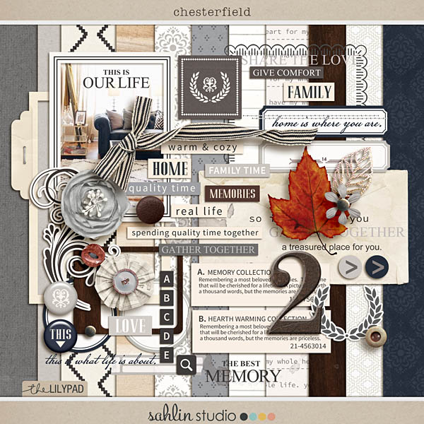 Wendy Morris-Saponaro Hybrid Layout, Awesome Memory | Sahlin Studio
