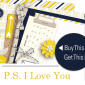 Feb Featured Kit - PS I Love You by Sahlin Studio