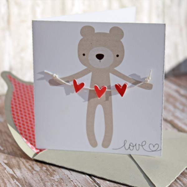 TANYA ALLEY | VALENTINE'S DAY CARD