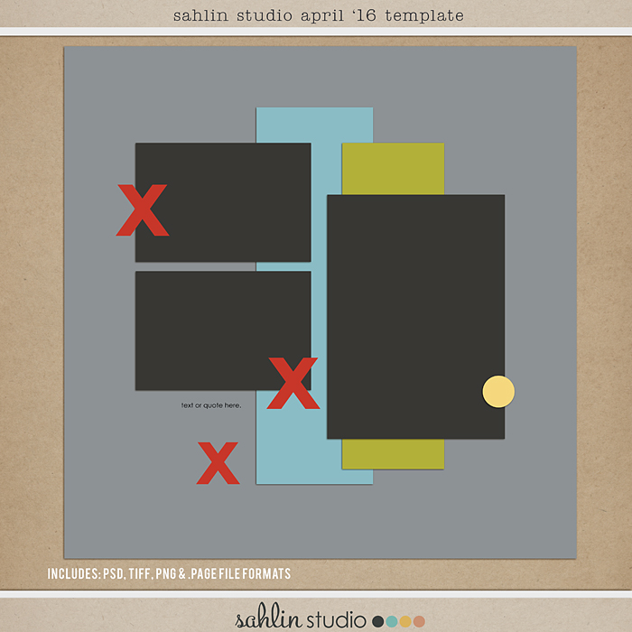 free digital scrapbooking template sketch apr 2016 sahlin