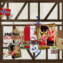 layout featuring Taste of Germany & Norway by Britt-ish Designs and Sahlin Studio
