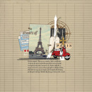 layout featuring Taste of France & Italy by Britt-ish Designs and Sahlin Studio
