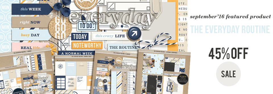 The Everyday Routine by Sahlin Studio